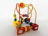 Деревянная игрушка Лабиринт, фото 2