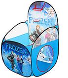 Детская игровая палатка-манеж с баскетбольным кольцом M 3751, фото 2