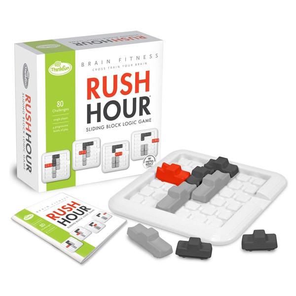 Игра-головоломка Hour Brain Fitness (Час пик Фитнесс для мозга) ThinkFun 85000