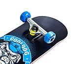 СкейтБорд деревянный от Fish Skateboard Cool Dog, фото 2