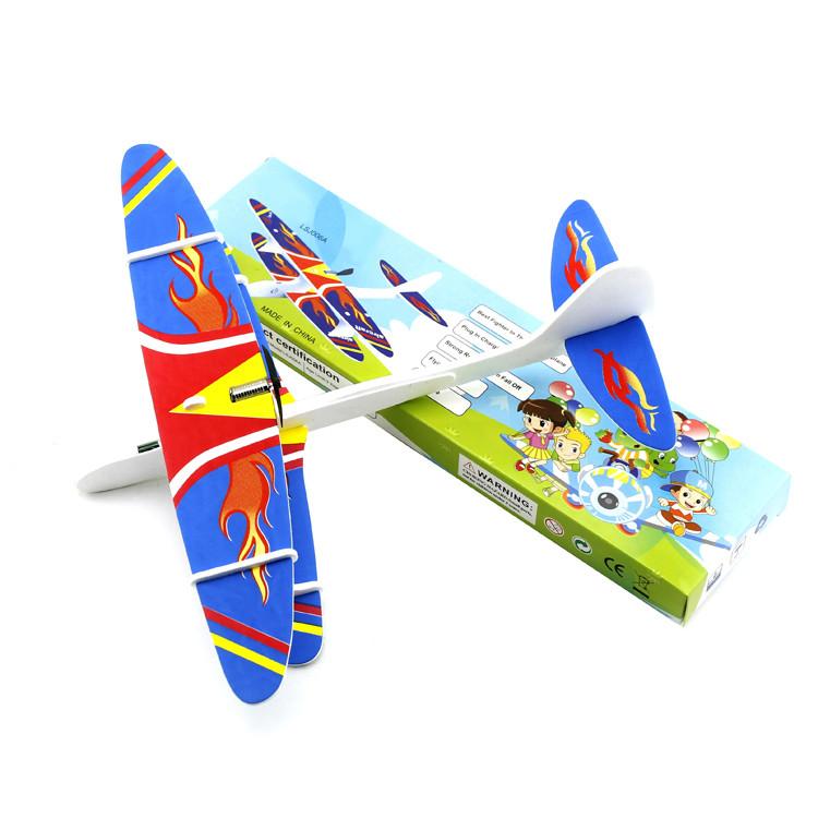 Самолет с пропеллером от USB. Планер, Детский Самолетик,Кукурузник