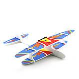 Самолет с пропеллером от USB. Планер, Детский Самолетик,Кукурузник, фото 4