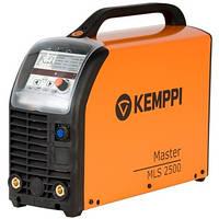 Сварочный инвертор KEMPPI Master MLS 2500 с панелью MEL