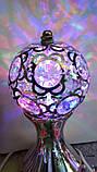 Ночник светильник, диско шар стробоскоп, фото 2