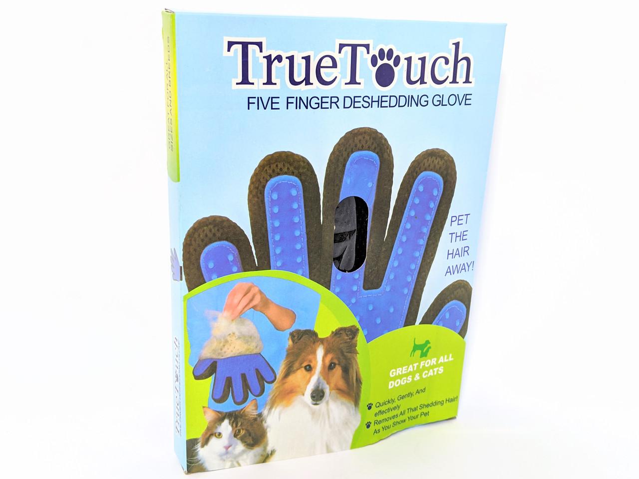 Перчатка для животных True Touch