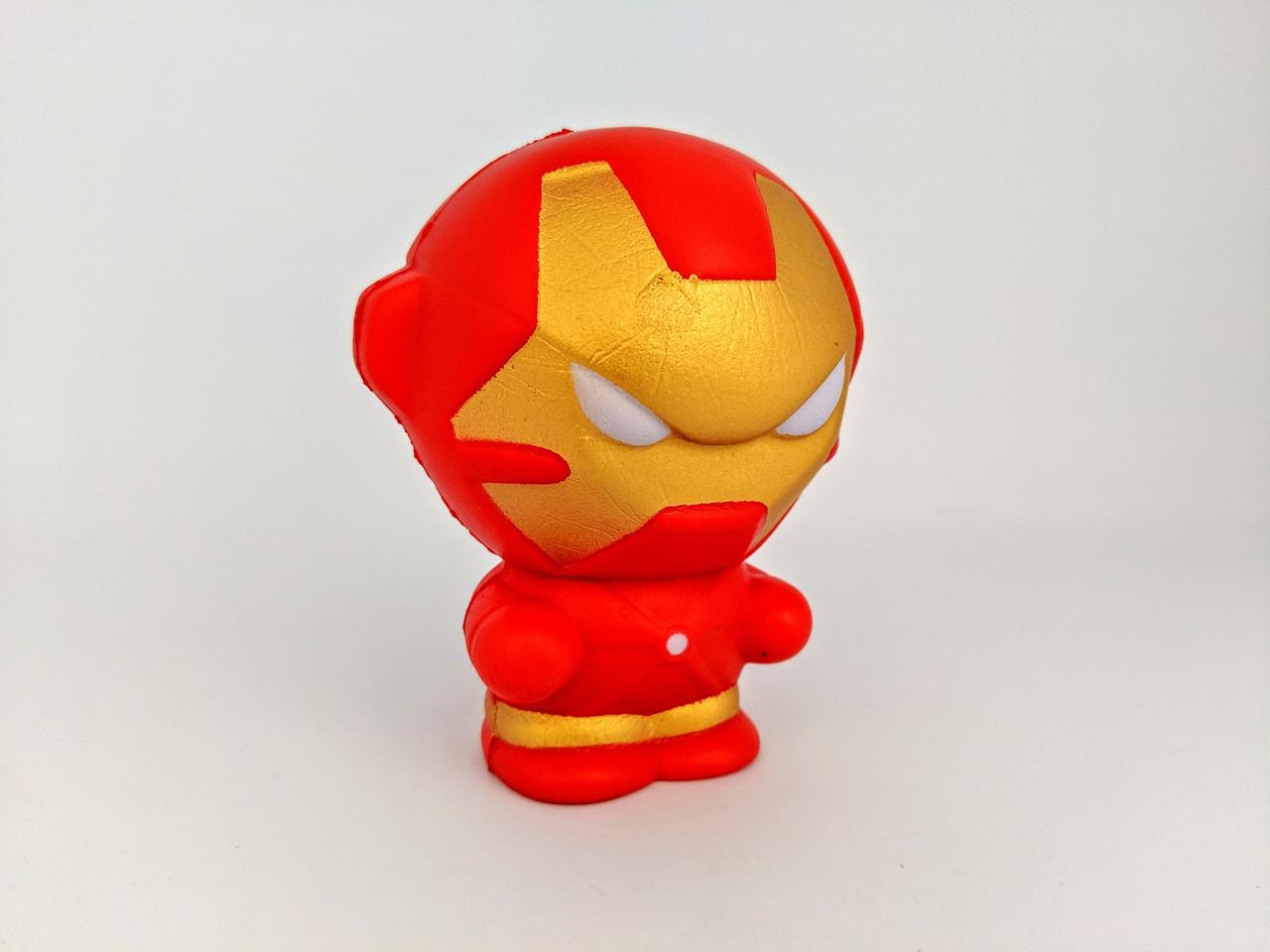 Сквиш Супергерой Железный Человек