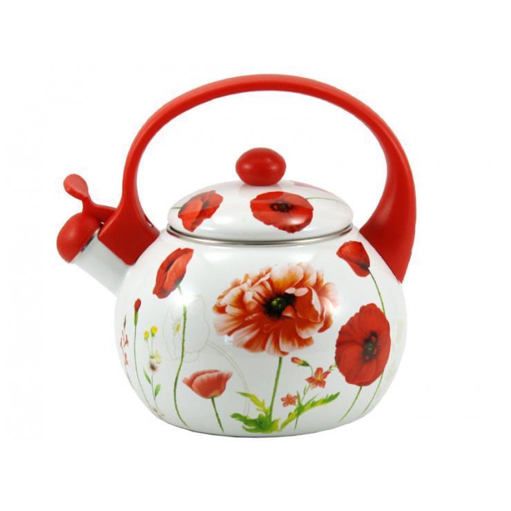 Чайник Zauberg RED HANDLE 2,2 л