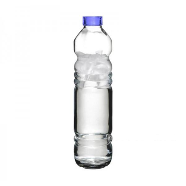80339 Бутылка стеклянная с крышкой 1,1 Л.