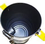 Пылесос DMS® 4in1 1800Вт промышленный, многоцелевой, контейнер 30л, без мешка, фото 5