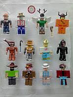 Игровой набор Роблокс 12 персонажей