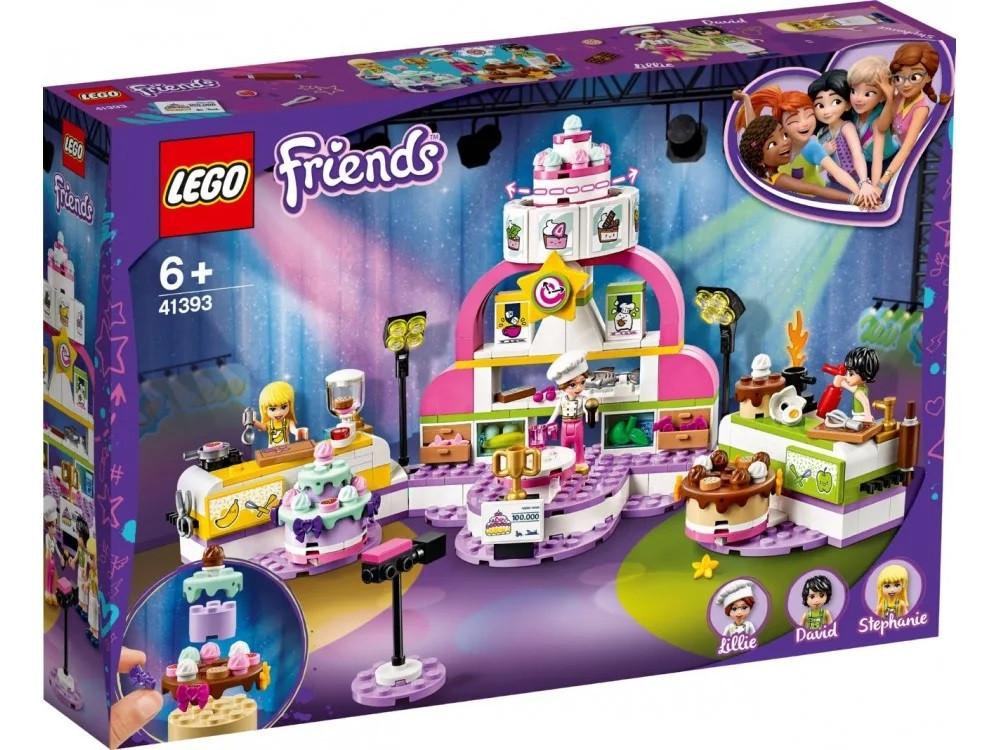 Lego Friends - Змагання кондитерів (Baking Competition, 361 дет), 6+ (41393)