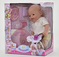 Кукла Пупс 8006-419,43 см,аксессуары,8 функций