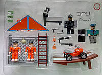 Игровой набор Роблокс - Побег из тюрьмы
