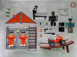 Ігровий набір Роблокс - Втеча з в'язниці