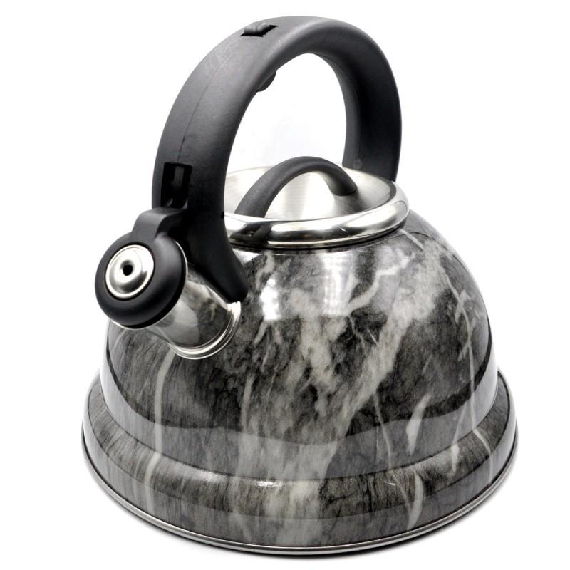 Чайник из нержавеющей стали со свистком на 3,2 литра VICALINA VL-3318
