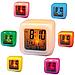 Настільний годинник хамеліон з будильником CX508, фото 2