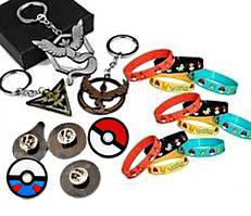 Бижутерия Покемон Го Pokemon Go