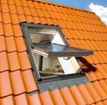Мансардное окно Fakro стандарт 78*118