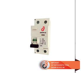 Автомат остаточного тока EBS5R-63-10-2-40