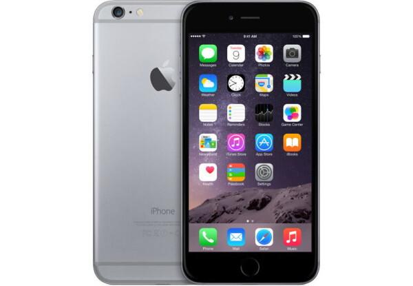 Apple iPhone 6 Plus 16GB (Space Gray) Refurbished