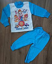 Пижама начес детская, фото 3