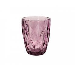 Набор стаканов Happy Like Изумруд 250 мл 6 шт Розовый