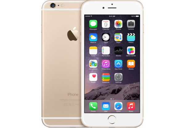 Apple iPhone 6 128GB (Gold) Refurbished