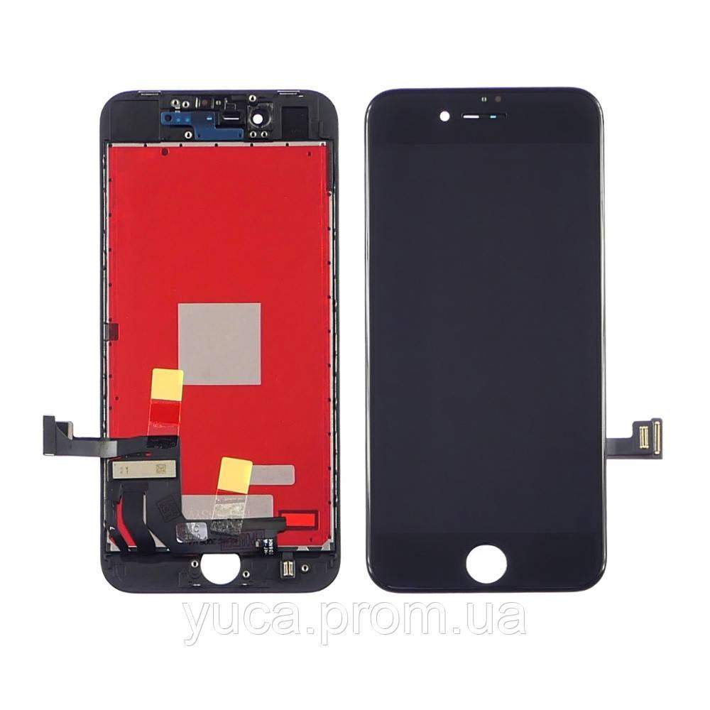 Дисплей для Apple iPhone 8/SE (2020) с чёрным тачскрином TS8