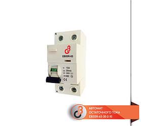 Автомат остаточного тока EBS5R-63-30-2-10