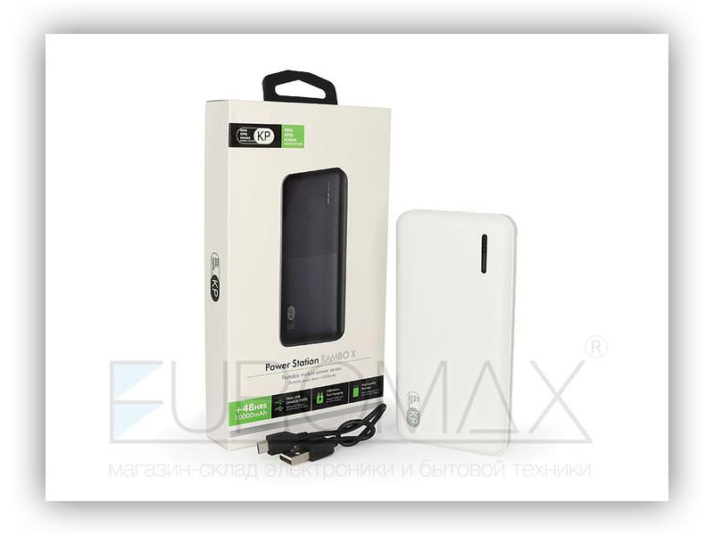 Внешний аккумулятор (power bank) KP 10000мАч 100шт PD-13