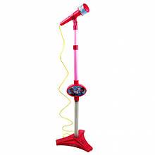 Детский микрофон на подставке HD-8831-3-4 (Frozen)