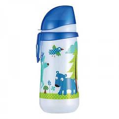 Поїльник Nip PP First cup, синій, 330 мл (35049)