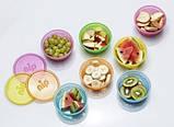 Контейнеры для хранения продуктов Nip, 6 шт. (37063), фото 4