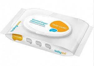 Пакети BabyOno ароматизовані, 100 шт. (1052)