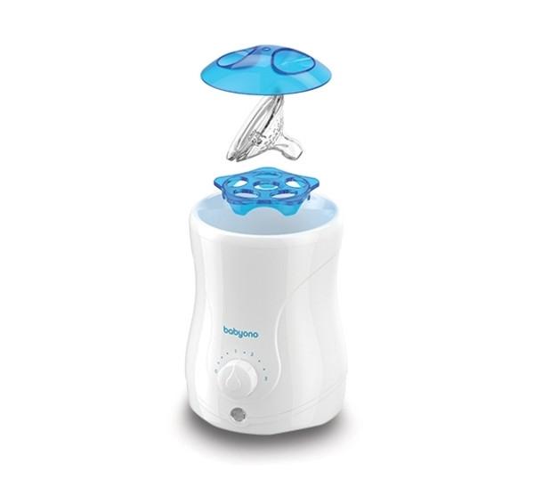 Электрический подогреватель для бутылочек BabyOno Natural Nursing, с функцией стерилизации (216)