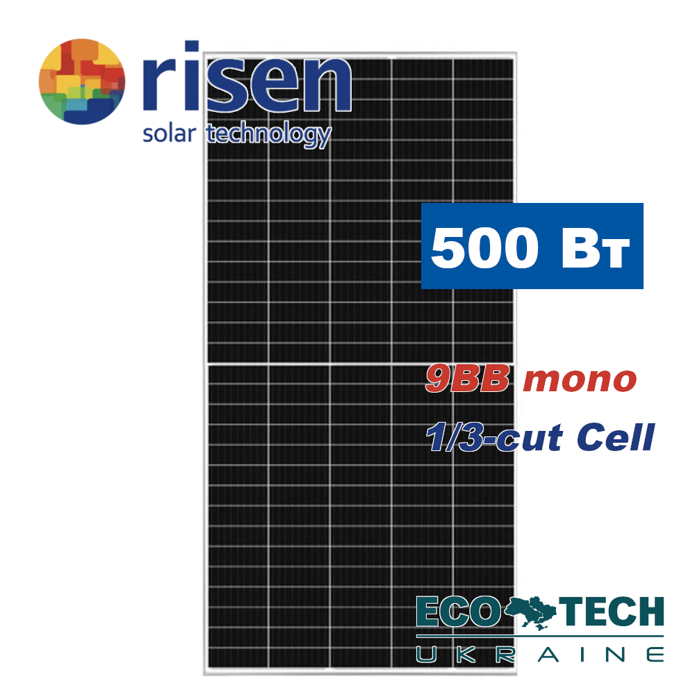 Солнечная панель Risen RSM150-8-500M