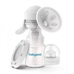 Ручной молокоотсос BabyOno Anatomy (301)