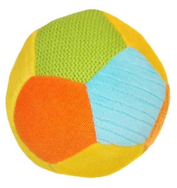 Мягкая игрушка Babyono Мяч, оранжевый (1276)