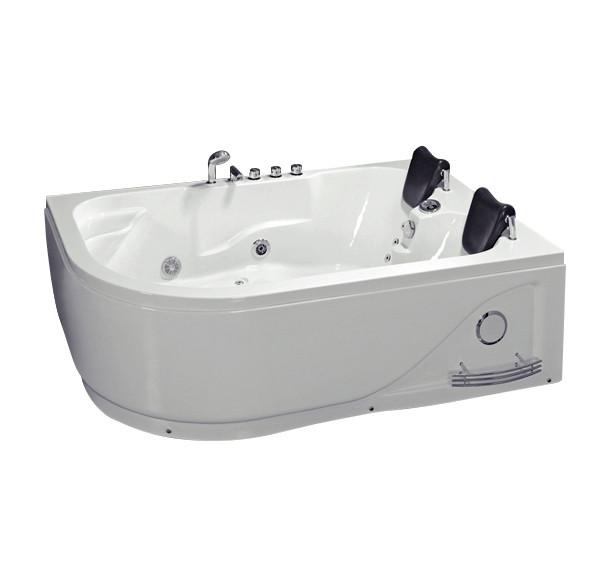 TLP-631R new, Iris, ванна з гідромасажем, правостороння, 180 х 120 х 66 см