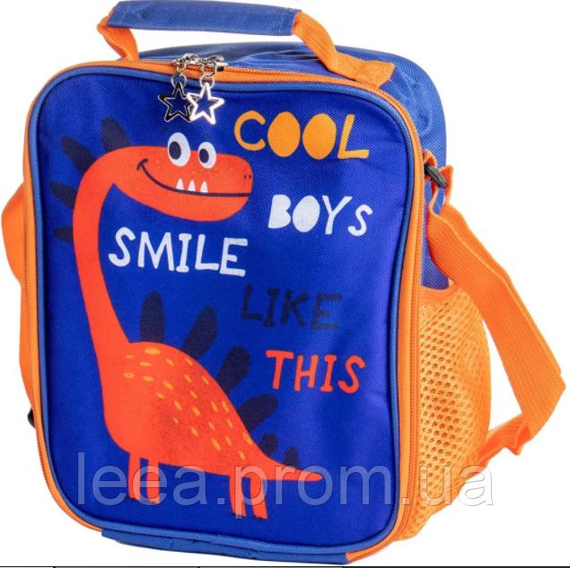 Термо-сумка для ланча и обедов, терморюкзак для детей