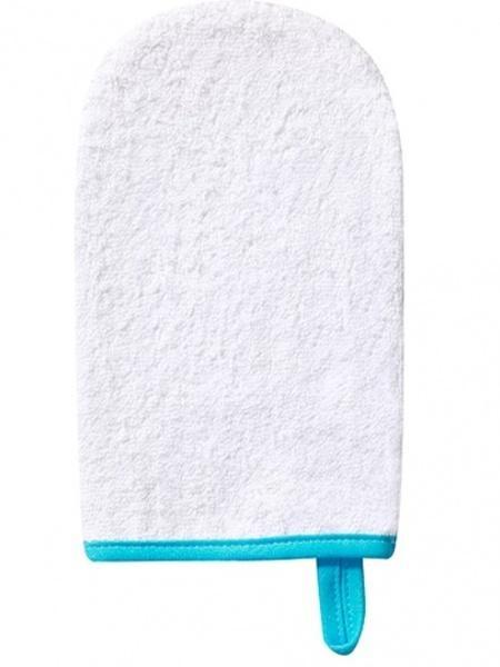 Рукавица для купания BabyOno Frotte, белый (167)