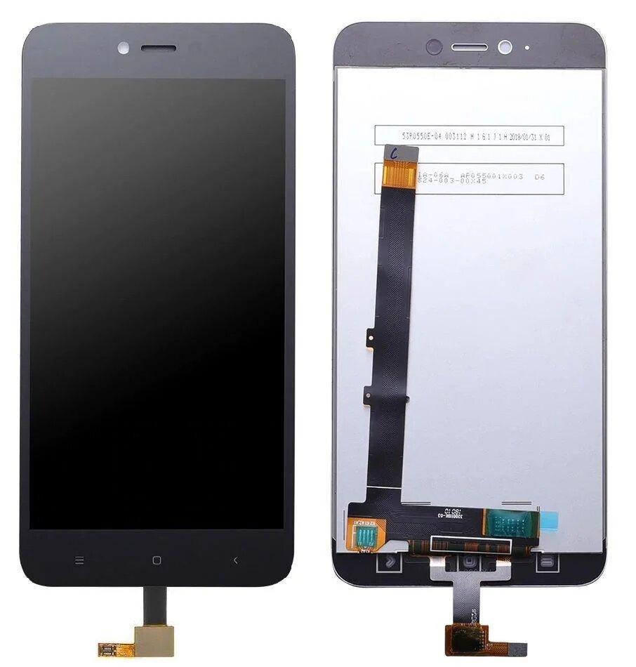 LCD Xiaomi Redmi 5A + touchscreen Black high copy