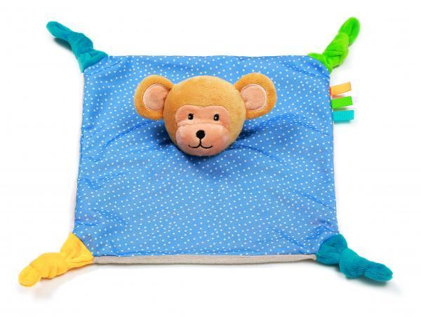 Мягкая игрушка BabyOno Обезьянка Эрик (625)
