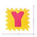 Мягкие пазлы BabyOno Буквы, 16 шт. (280), фото 2
