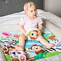 Развивающий коврик BabyOno Savanna (409), фото 5
