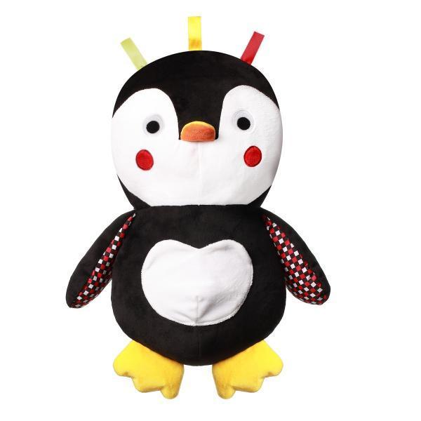 Игрушка-обнимашка BabyOno Пингвин Конор, 35 см (647)