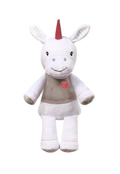 Мягкая игрушка BabyOno Счастливый Единорог, 61 см (631)