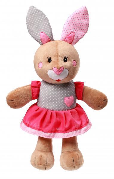 М'яка іграшка BabyOno Кролик Юлія, 38 см (620)