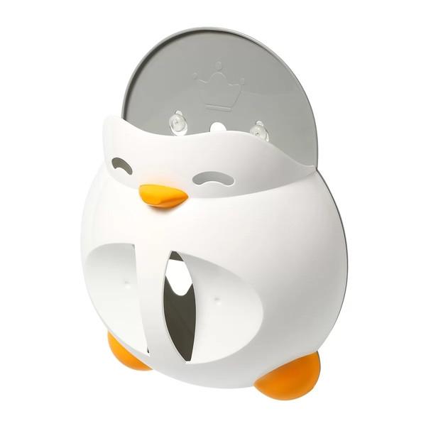 Кружка-органайзер для игрушек в ванную BabyOno Пингвин Мартин (593)
