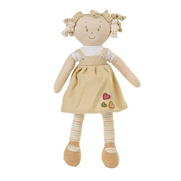 Мягкая игрушка BabyOno Кукла Лили, 37 см (1254)